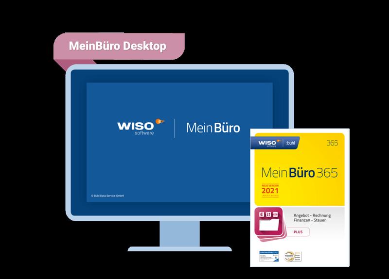 WISO MeinBüro Desktop - Windows Lokalinstallation
