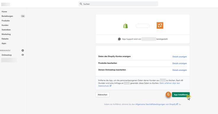 MeinBüro Handbuch für Fortgeschrittene: App installieren