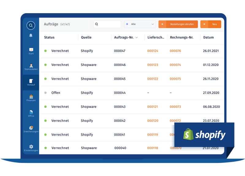 WISO MeinBüro Warenwirtschaft & E-Commerce
