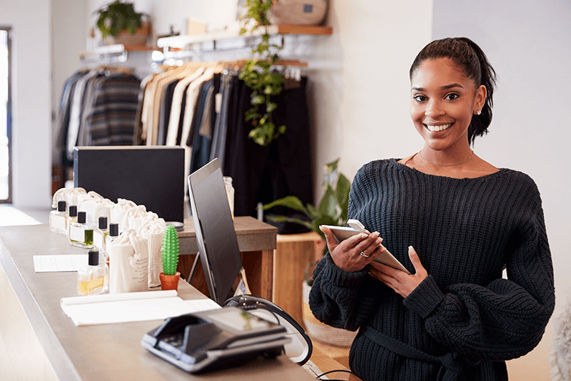 Branche Einzelhandel