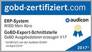 GoBD Zertifikat
