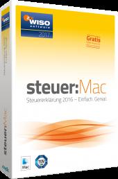 Packshot WISO steuer:Mac 2017