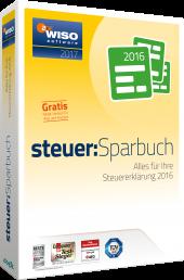 Packshot WISO steuer:Sparbuch 2017