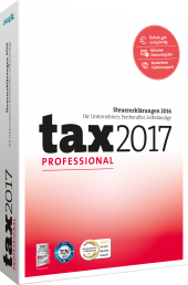 Packshot tax 2017 Professional