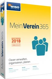 Packshot WISO Mein Verein 365 2018