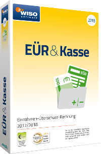 WISO EUR und Kasse