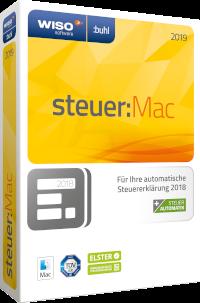 Packshot WISO steuer:Mac 2019