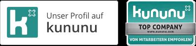Unser Profil auf Kununu