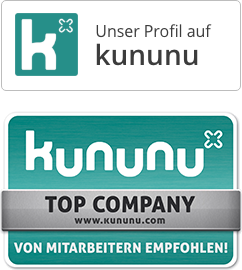 Unser Profil auf Kununu-Mobile
