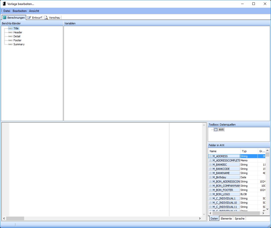 Module Designer Elemente einfügen WISO Mein Büro