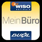 WISO Mein Büro App Logo