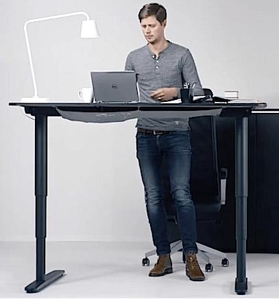 Schreibtisch-Aufzüge WISO Mein Büro Blog