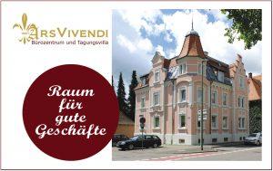Ars Vivendi Bürozentrum Flyer