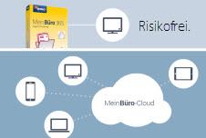 Cloud risikofrei WISO Mein Büro