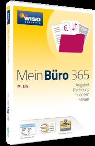 Packshot WISO Mein Büro Kassenpaket