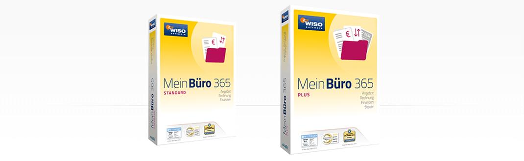 MeinBüro 365 Standard und Plus