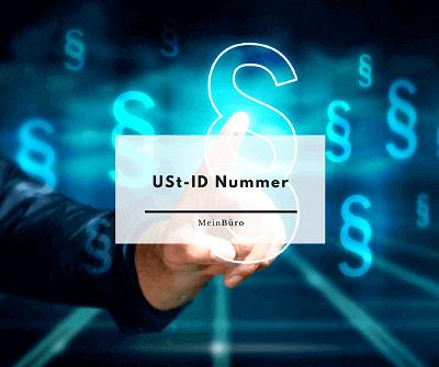 Umsatzsteuer-Identifikationsnummer beantragen