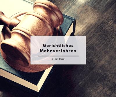 Gerichtliches Mahnverfahren für Unternehmen