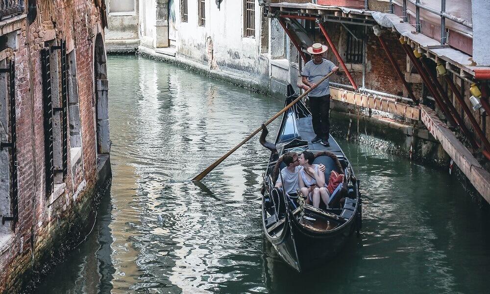 Venedig in Italien