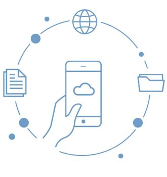 maximale unabhängigkeit mit der meinbüro cloud