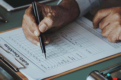 gobd-konform Checkliste