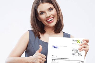 Pflichtangaben auf Rechnungen Bürosoftware WISO Mein Büro