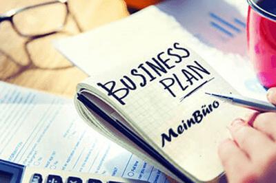 Was gehört in einen Businessplan
