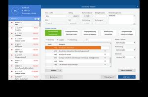 Zahlungsverwaltung in der Bürosoftware MeinBüro