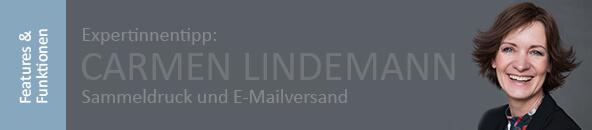 Expertinnentipp von Carmen Lindemann