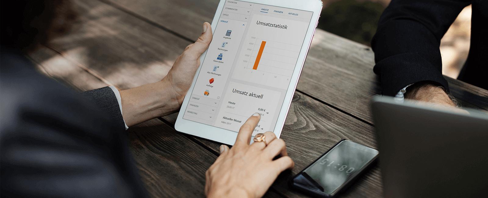 MeinBüro-Cloud für Ihr mobiles Business