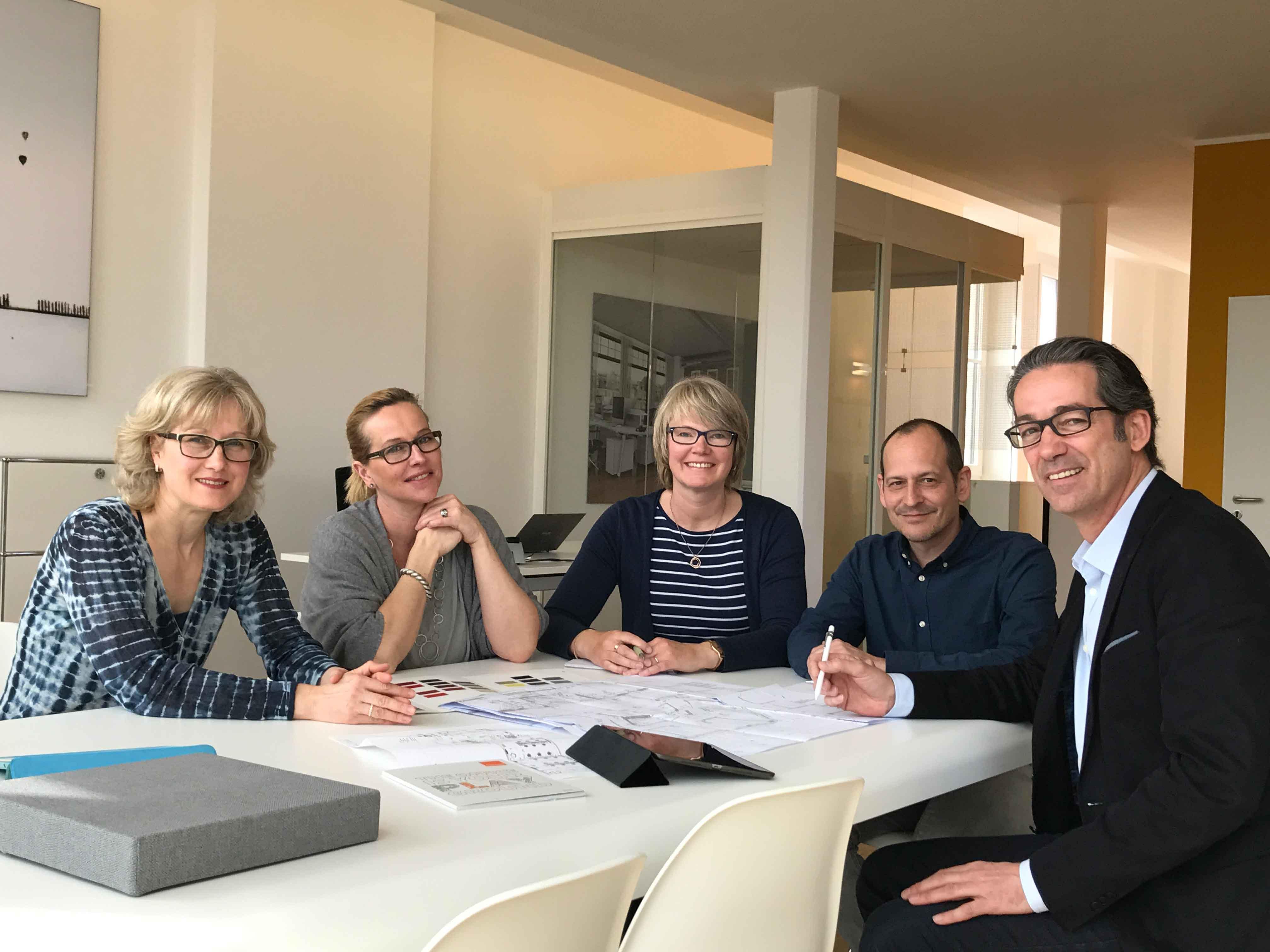 Team objectiv Köln arbeitet mit WISO Mein Büro