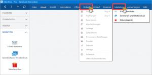Benutzerrechte Beispiel Marketing WISO MeinBüro