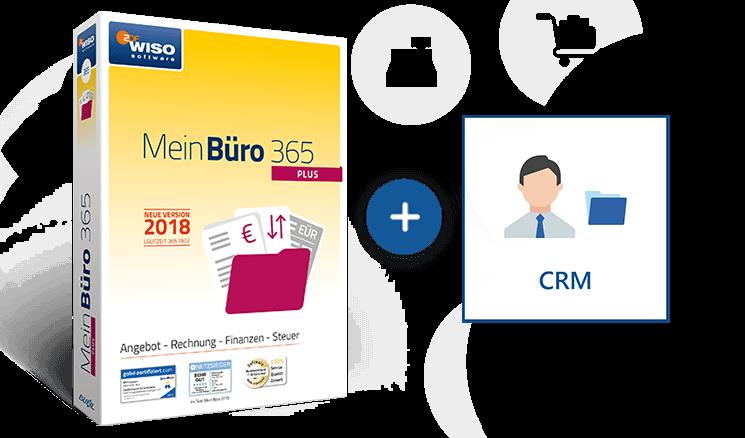 Interessenten verwalten mit MeinBüro und dem Modul CRM