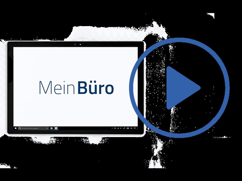Produktvideos und Tutorials von MeinBüro
