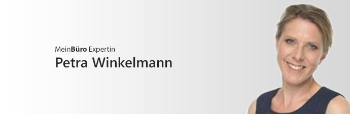 MeinBüro Expertin Petra Winkelmann zu Rundungsdifferenzen