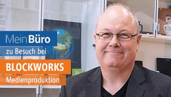 Walter Block von Blockworks berichtet über die Verwendung von MeinBüro im Geschäftsalltag