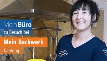 Lebensmittelhersteller verwendet MeinBüro: Kundenstimme von MeinBackwerk