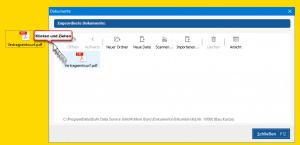Dokumentenverwaltung MeinBüro
