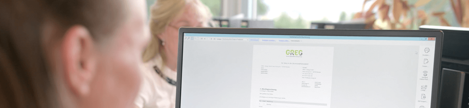 MeinBüro im Einsatz: Kundenportrait von GREG Energy GmbH