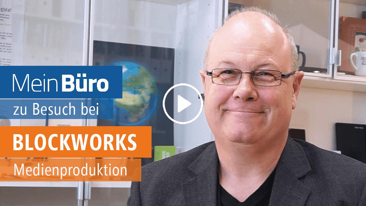 Kundenstimme | MeinBüro Bürosoftware | Walter Block
