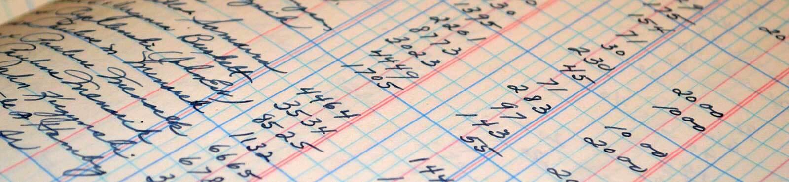 Summen- und Saldenliste | MeinBüro Bürosoftware