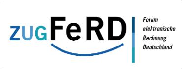 ZUGFeRD - Logo