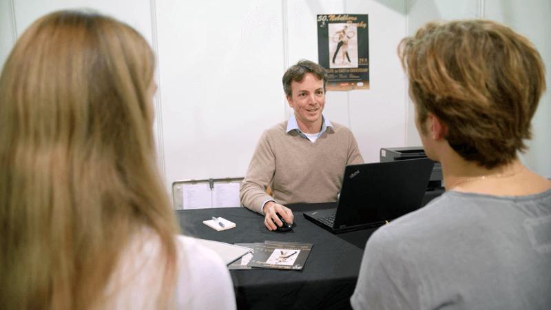 Wetzel kassiert die offenen Beträge mit der Software MeinBüro