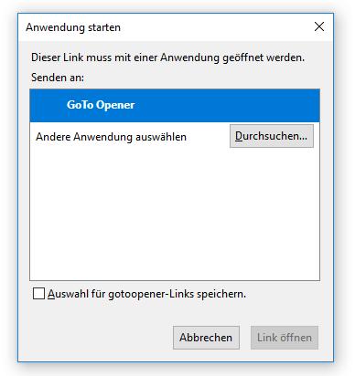 Webinar öffnen