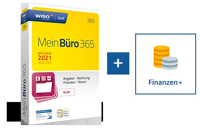 Mit dem Modul Finazen+ verbinden Sie Ihre Buchhaltungssoftware mit einem Kreditinstitut