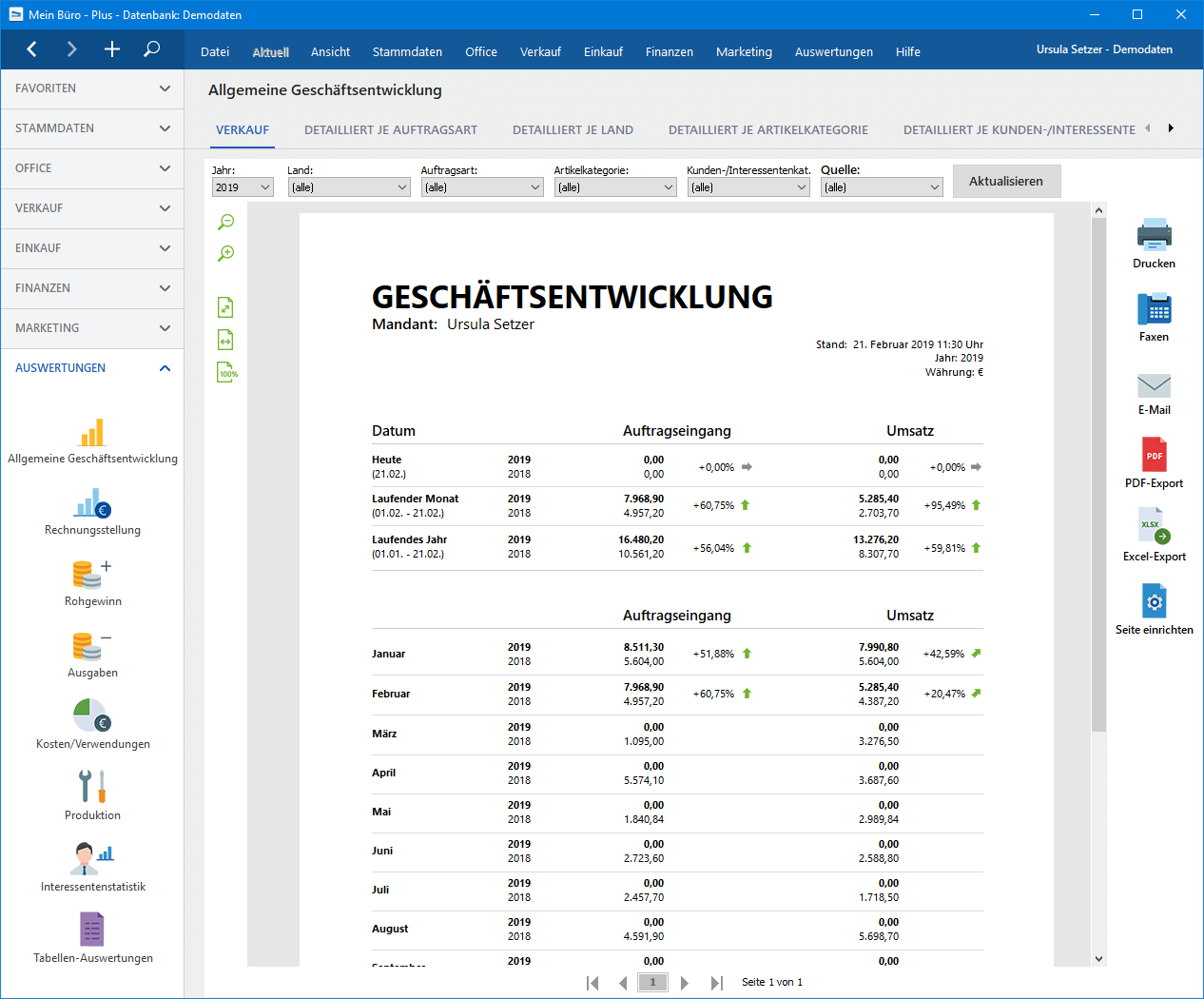 MeinBüro als Bootstrapping-Tool