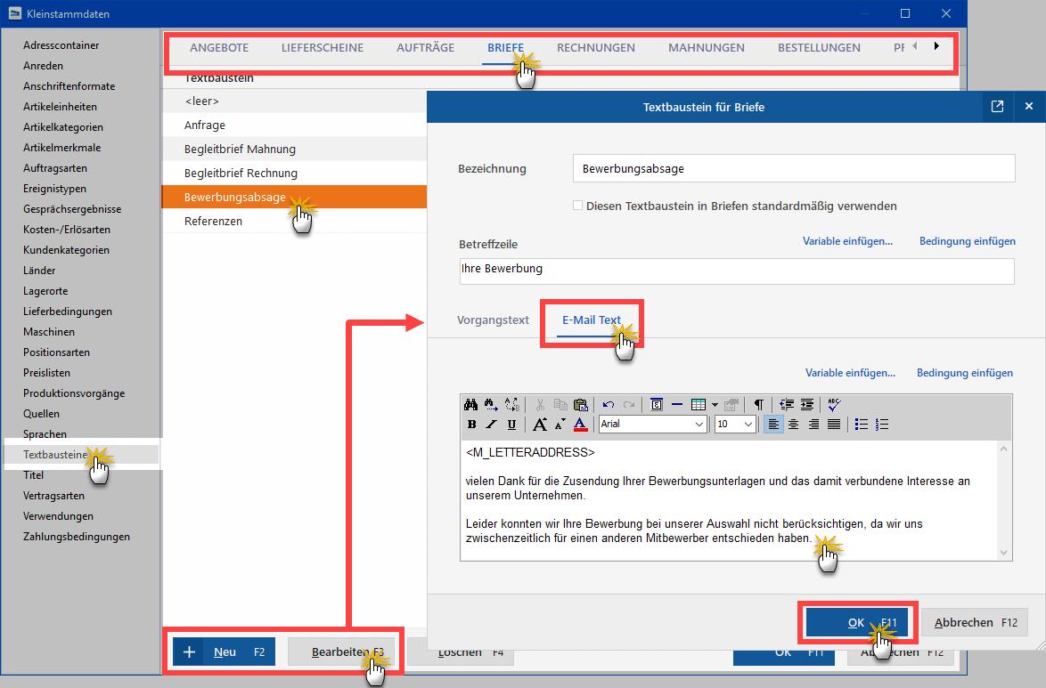 Smarter E-Mailversand