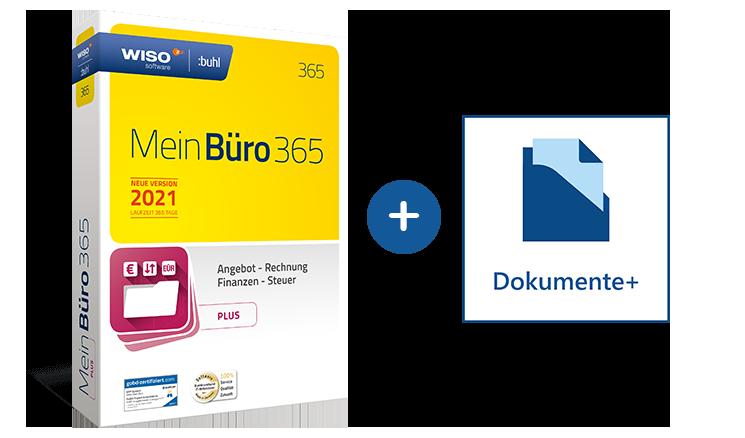 Modul Dokumente+: Dokumentenmanagement mit MeinBüro