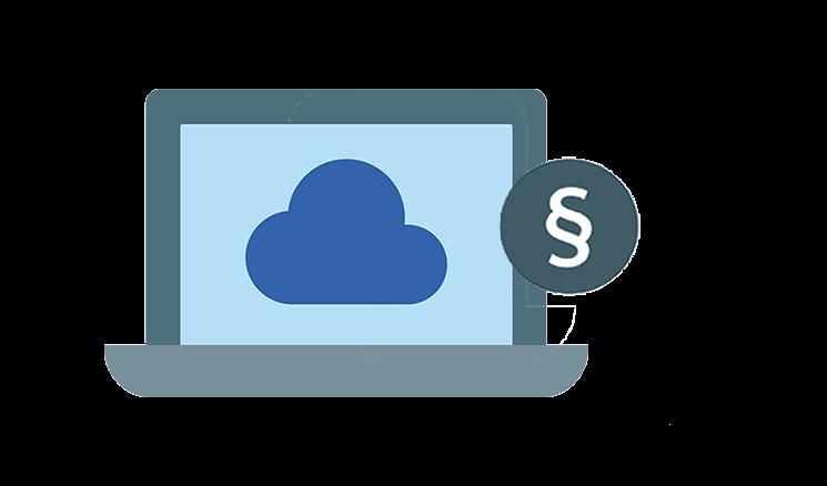 Vertrags-Voraussetzungen MeinBüro-Cloud
