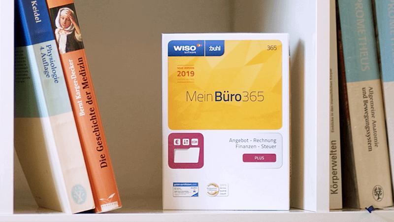 Vorteile von Meinbüro beschrieben von Kunden